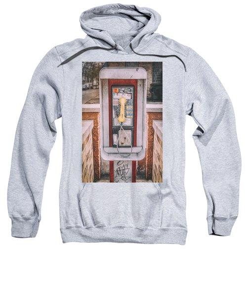 East Side Pay Phone Sweatshirt
