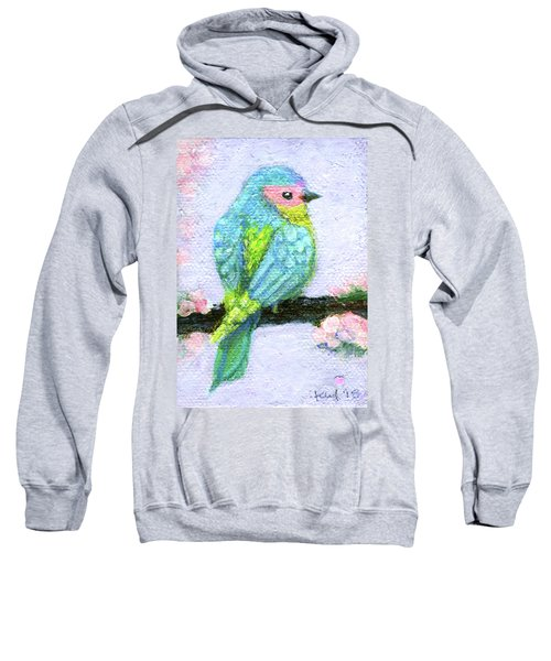 Easter Bird Sweatshirt