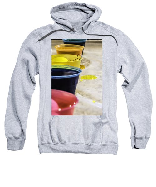 Easter Eggs Sweatshirt