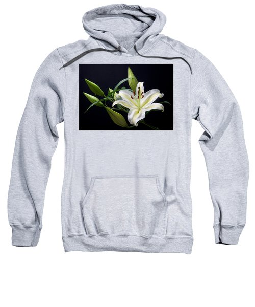 Easter Lily 3 Sweatshirt