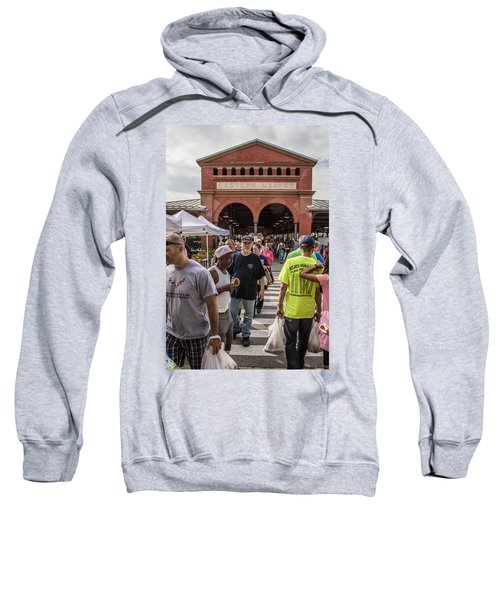 Eastern Market Summer Detroit  Sweatshirt