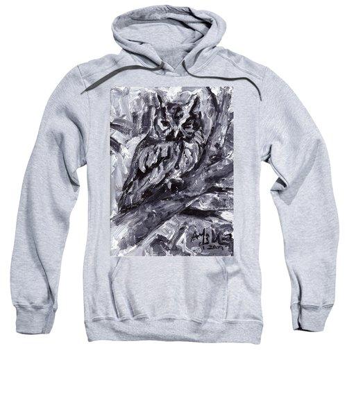 Eastern Screech-owl Sweatshirt