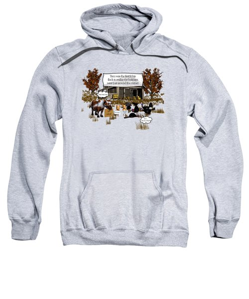 Eat More Turkey Sweatshirt
