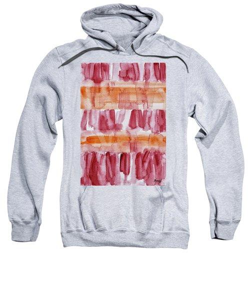 Coneflowers Particles Sweatshirt