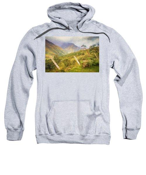 Ecuadorian Mountain Forest Sweatshirt