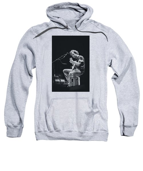 Eddie Vedder Playing Live Sweatshirt