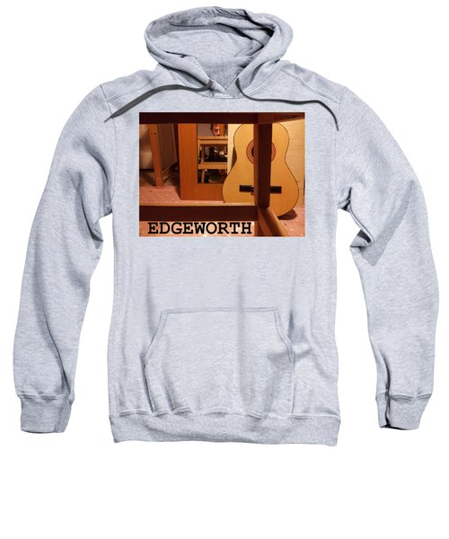 Edgeworth Acoustic Guitar Sweatshirt