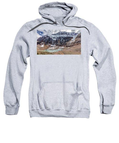 Edith Cavell Landscape Sweatshirt