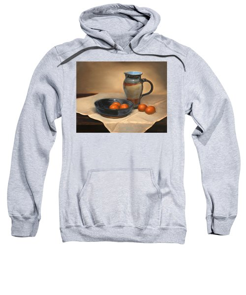 Eggs And Pitcher Sweatshirt