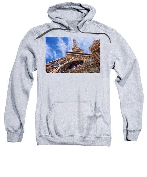 Eiffel Tower Las Vegas  Sweatshirt