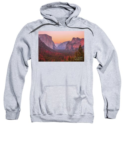 El Capitan Golden Hour Sweatshirt