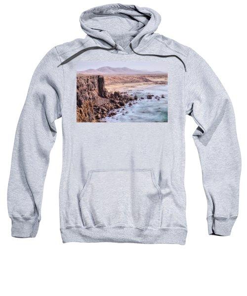 El Cotillo - Fuerteventura Sweatshirt by Joana Kruse