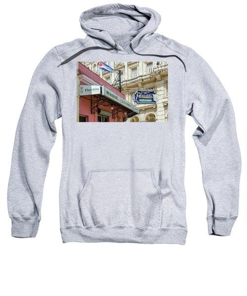 El Floridita 1 Sweatshirt