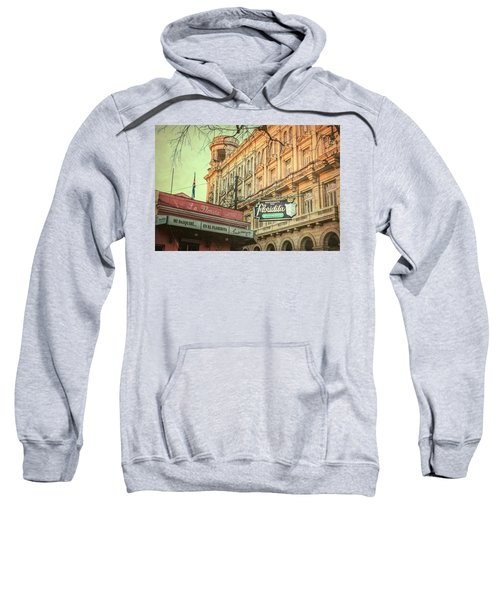 El Floridita Havana Cuba Sweatshirt