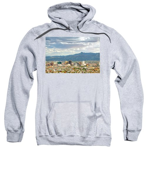 El Paso Texas Downtown View Sweatshirt