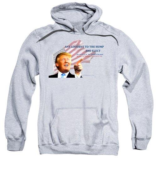 Elect Trump Sweatshirt