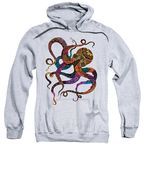 Electric Octopus Sweatshirt