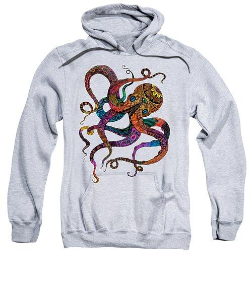 Electric Octopus Sweatshirt