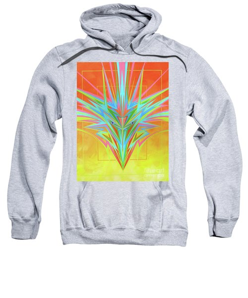Electric Personality  Sweatshirt