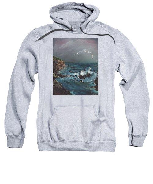 Electric Sky Sweatshirt