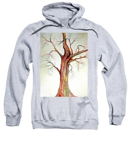 Electric Tree Sweatshirt