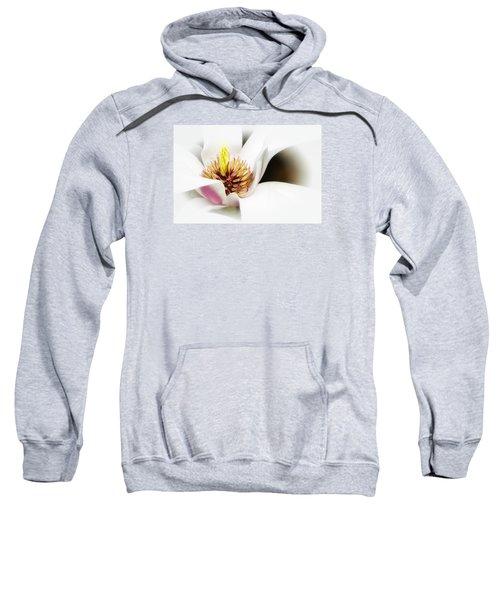 Elegant Magnolia Sweatshirt