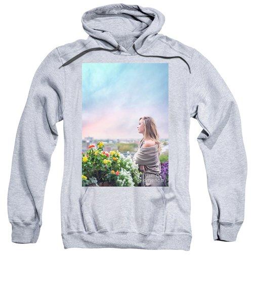 Elevate Your Senses Sweatshirt