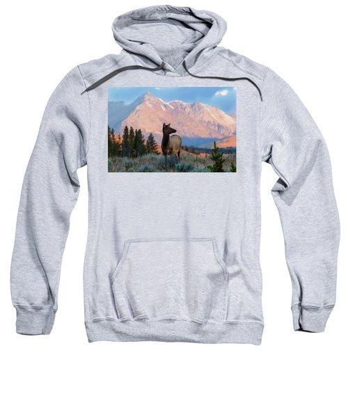 Elk Majesty Sweatshirt
