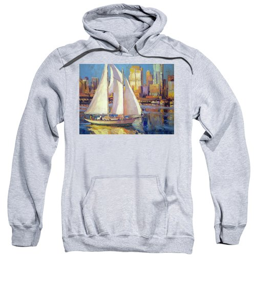 Elliot Bay Sweatshirt