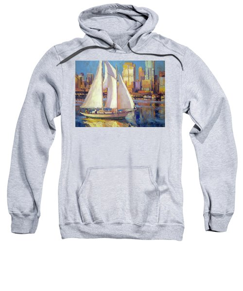 Elliot Bay Sweatshirt