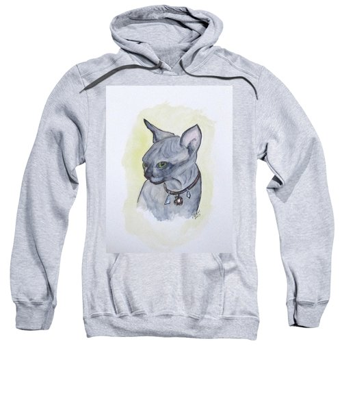 Else The Sphynx Kitten Sweatshirt