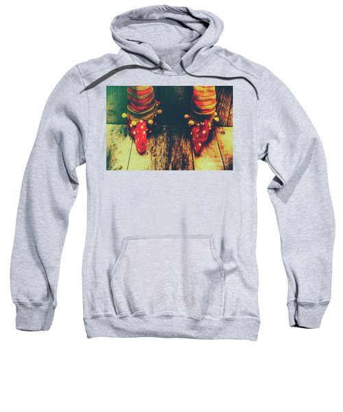 Elves And Feet Sweatshirt