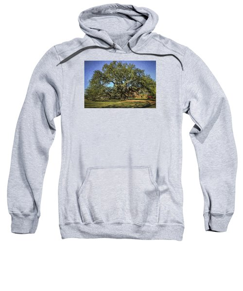 Emancipation Oak Tree Sweatshirt