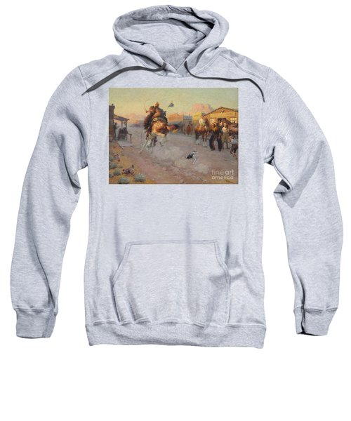 Embarrassed Sweatshirt