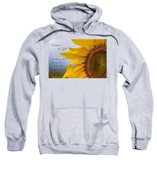 Embrace The Light Sweatshirt