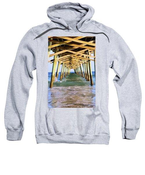 Emerald Isles Pier Sweatshirt