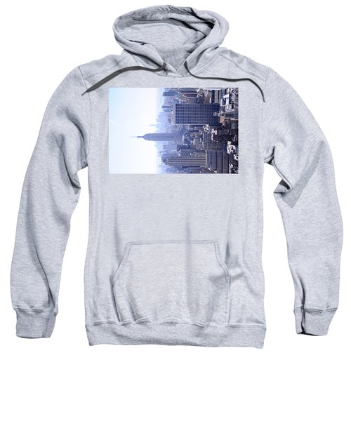 Empire State Building Sweatshirt by Jeffson Chan