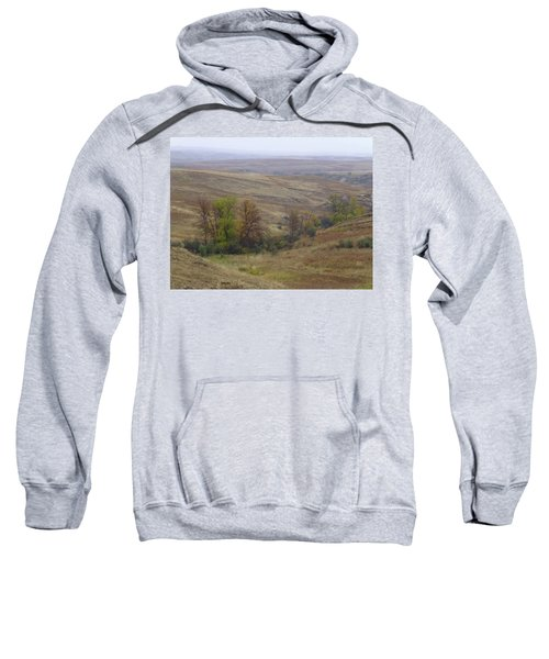 Enchantment Of The September Grasslands Sweatshirt