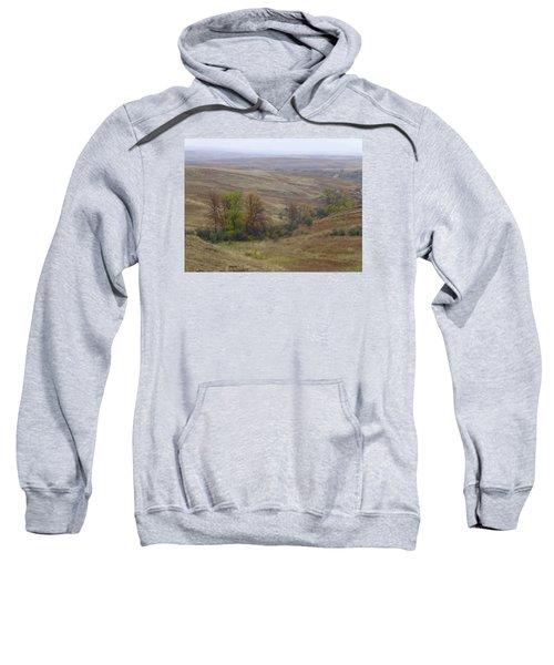 Enchantment Of The September Grasslands Sweatshirt