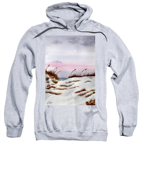 End Of A Perfect Day Sweatshirt