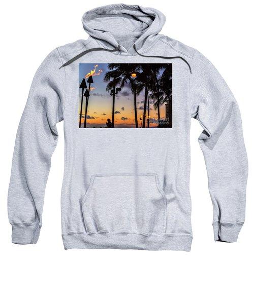 End Of The Beutiful Day.hawaii Sweatshirt