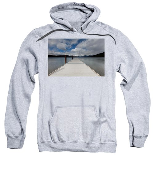 End Of The Dock Sweatshirt
