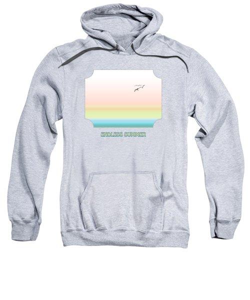 Endless Summer - Blue Sweatshirt