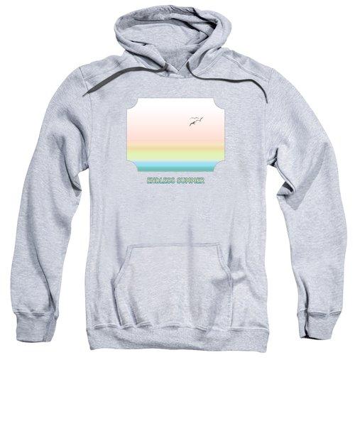 Endless Summer - Pink Sweatshirt