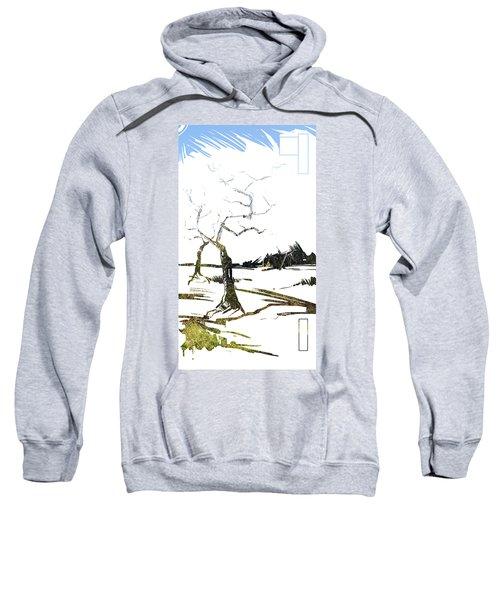 Energy . Tree Sweatshirt