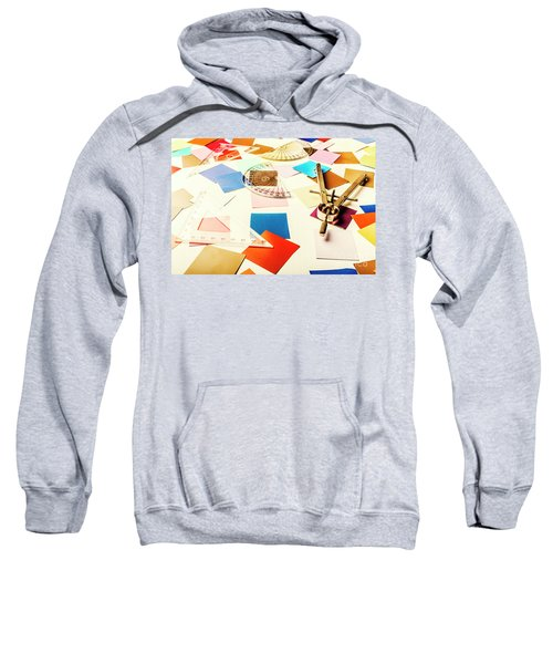 Engineering Colour Rules Sweatshirt