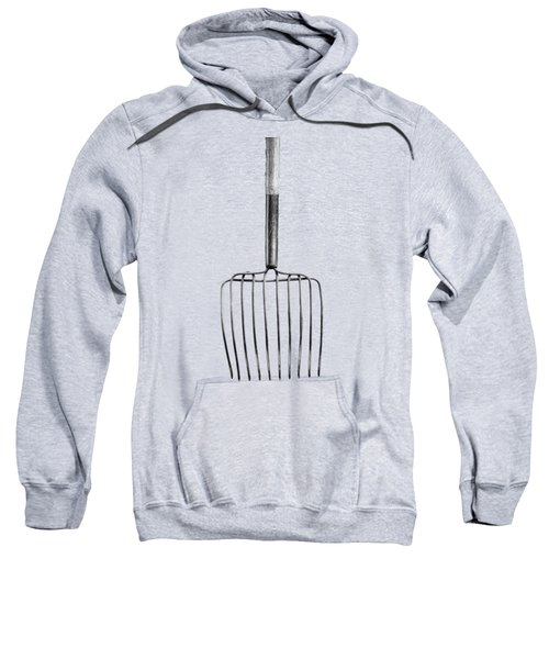 Ensilage Fork Down Sweatshirt by YoPedro