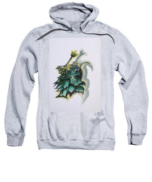 Erika's Spring Plant Sweatshirt