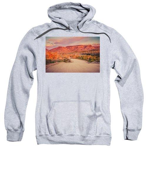 Eruptions On The Sun Sweatshirt