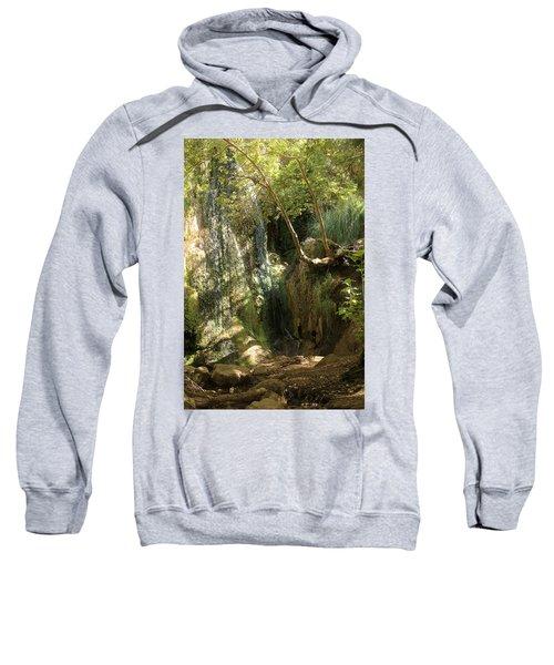 Escondido Falls In May Sweatshirt
